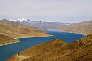 Yamdrok See auf 4441m