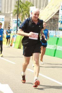 Marathon in Singapore