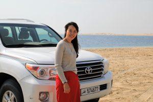 In der arabischen Wüste